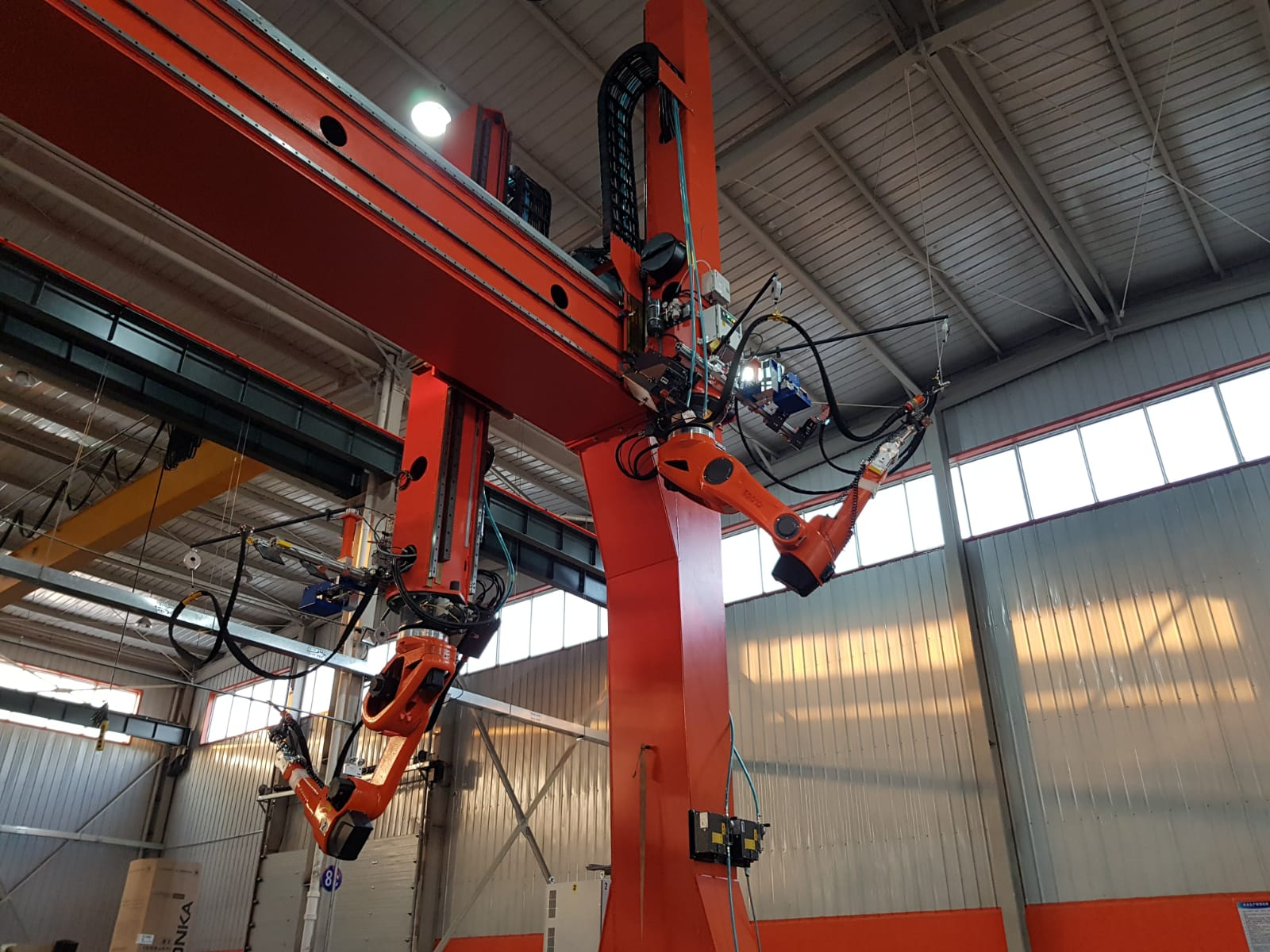 R&E Engineering: NEW CLOOS Robotic Welding Systems Coming Soon!!